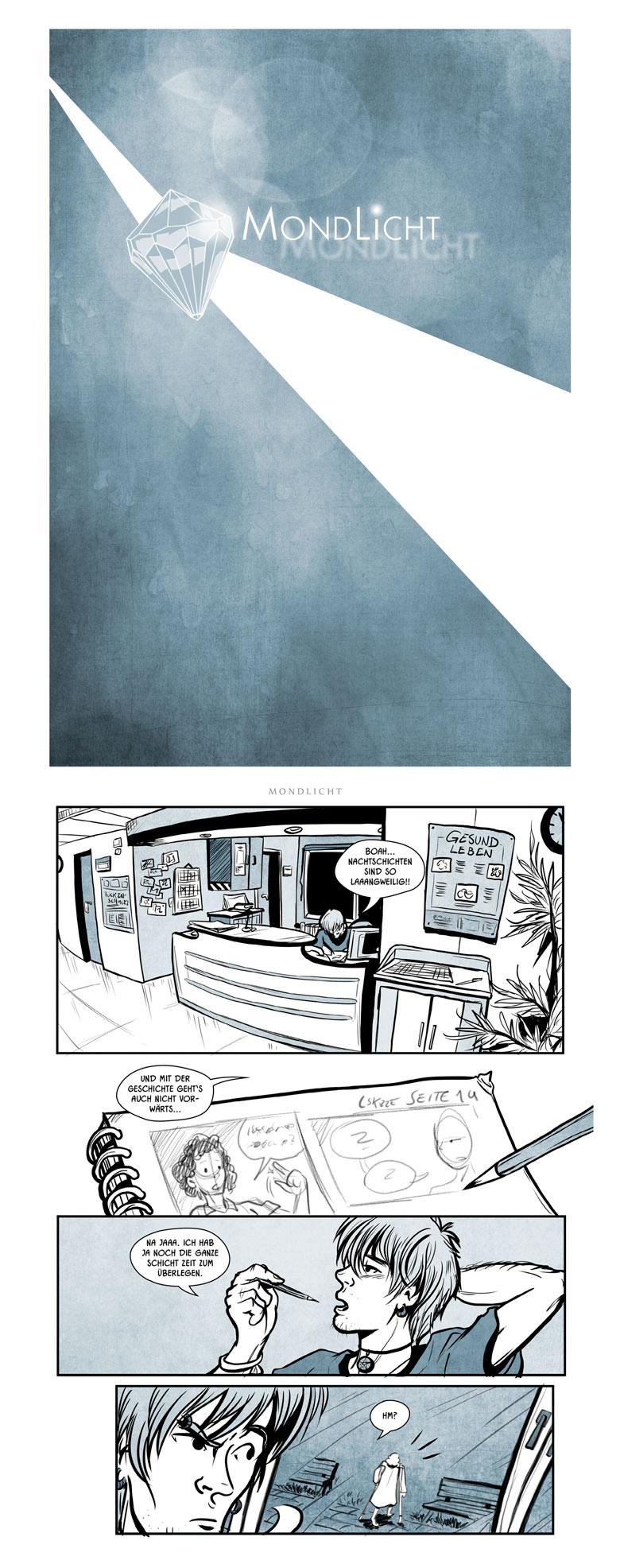 Mondlicht – Seite 1