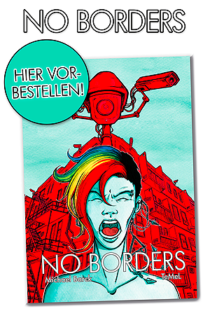 No Borders vorbestellen