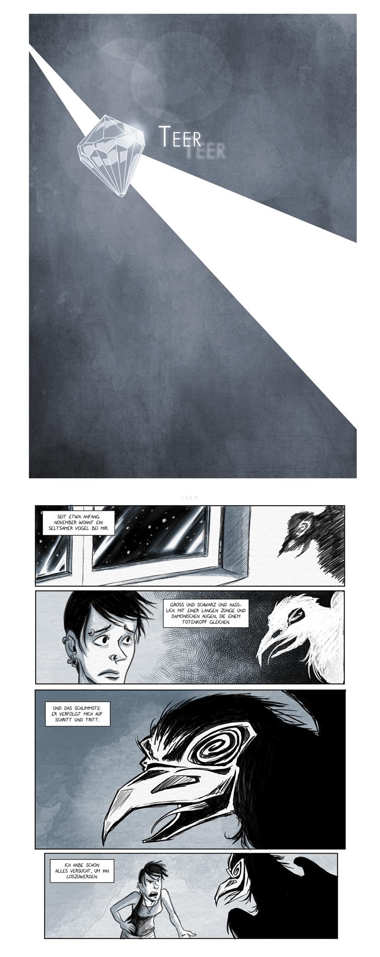 Teer – Seite 1