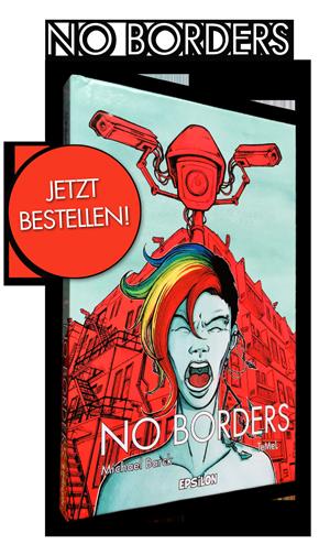 No Borders vorbestellen