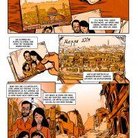 Comicseite Pilotprojekt